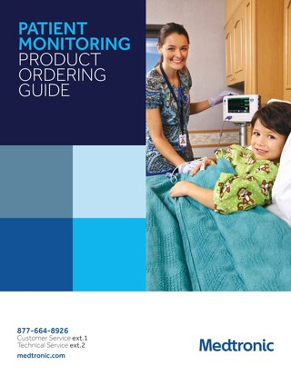 Patient Monitoring Product Ordering Guide