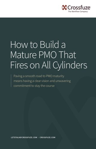 How to Build a Mature PMO That Fires on All Cylinders