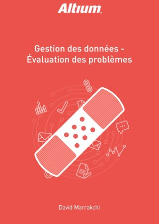 GESTION DES DONNÉES - ÉVALUATION DES PROBLÈMES