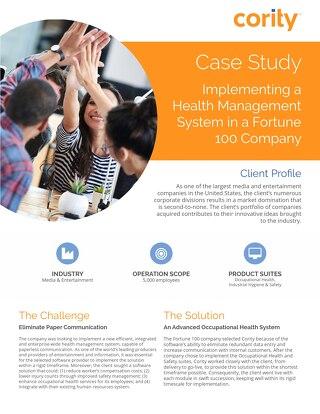 Insights  Case Studies   Viant EHS Resources   Cority