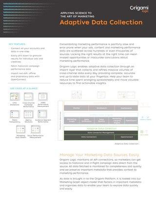 Adaptive Data Collection