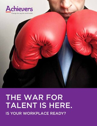 The War for Talent is Here: Is Your Workplace Ready?
