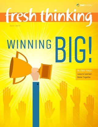 Fresh Thinking: Winning Big