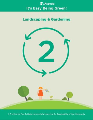 It's Easy Being Green: Landscaping and Gardening