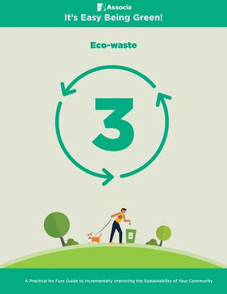 It's Easy Being Green: Elimate Eco Waste
