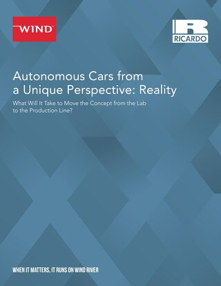Autonomous Cars from a Unique Perspective: Reality