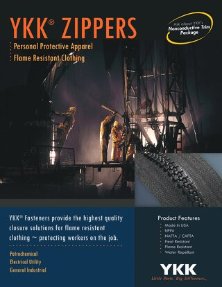 YKK® Safety Catalog