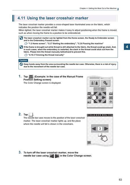 tajima owners and parts manuals sai operation manual rh docs hic us Wordie Manual Service Manuals