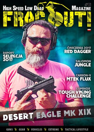 Frag Out! Magazine #16 PL