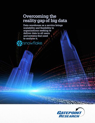Overcoming the Reality Gap of Big Data