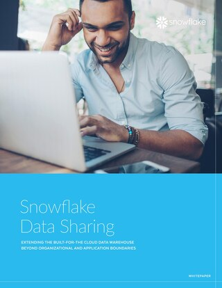 Snowflake Data Sharing