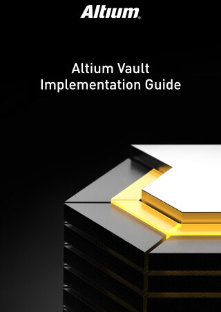 Altium Vault Implementation Guide