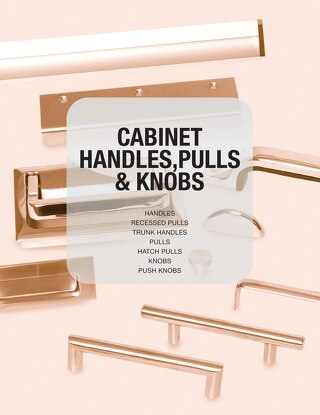 Catalog 201 29-99 Cabinet Handles, Pulls & Knobs