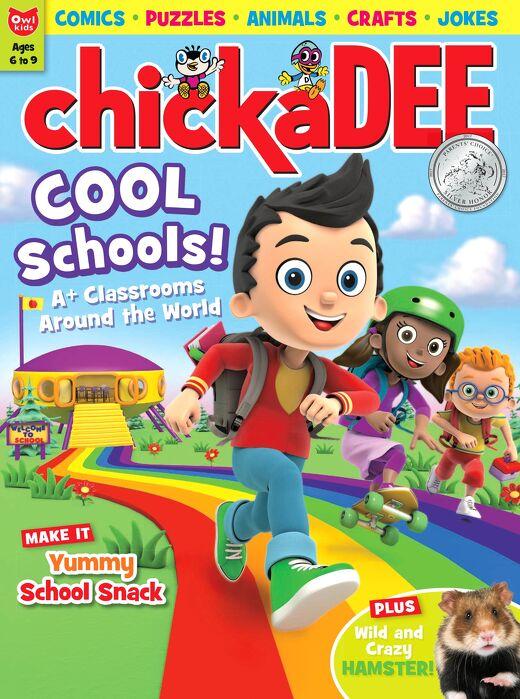 chickaDEE - September 2017