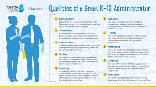 Qualities of a Great K-12 Administrator