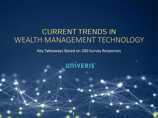 Univeris eBook - Trends in Wealth Management