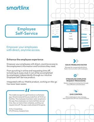 SmartLinx Mobile ESS