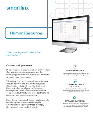 SmartLinx Human Resources