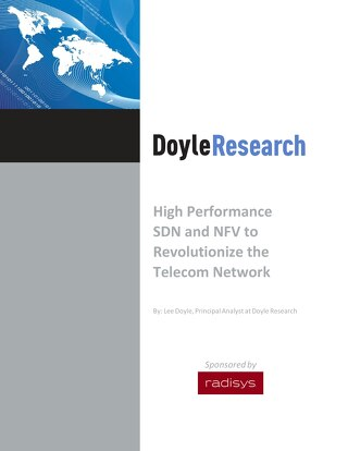 High Performance SDN and NFV to Revolutionize the Telecom Network