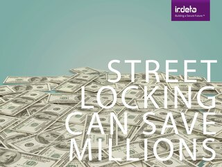 E-book: Street locking can save millions