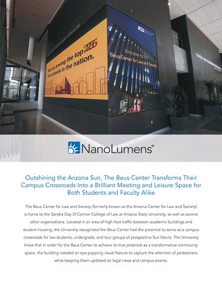 Arizona State University Case Study