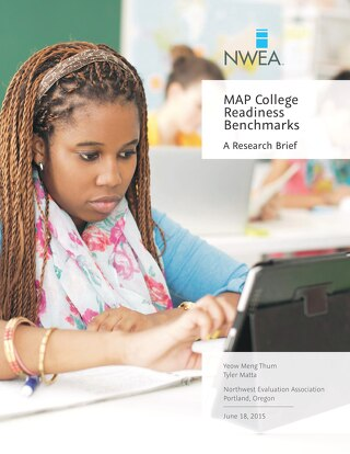 MAP College Readiness Benchmarks Study