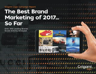 Social Report: Best Brand Marketing of 2017 (So Far)