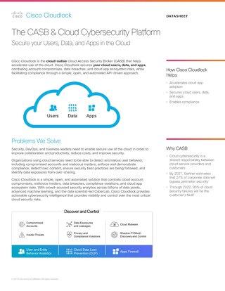 The CASB & Cloud Cybersecurity Platform