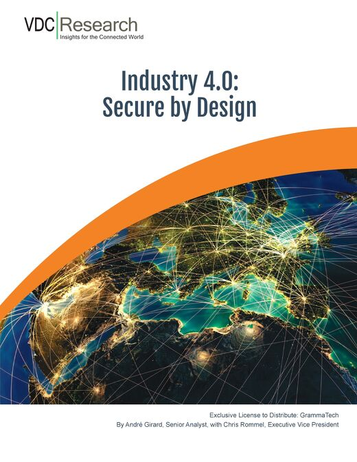 VDC - Industry 4.0: Secure by Design