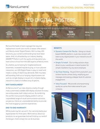NanoLumens-Digital-Poster