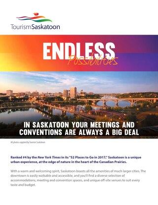 Saskatoon Newsletter 2017