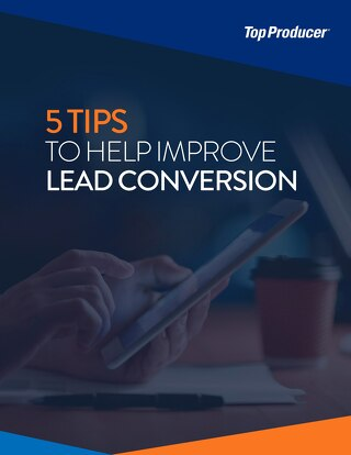 5 Tips to Help Improve Lead Conversion