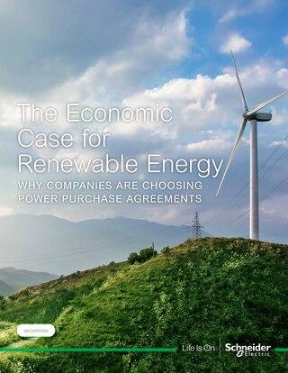 Economic Case For Renewable Energy
