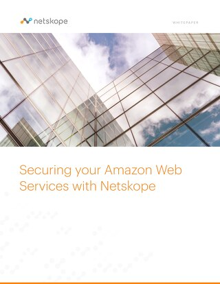 Securing AWS with Netskope