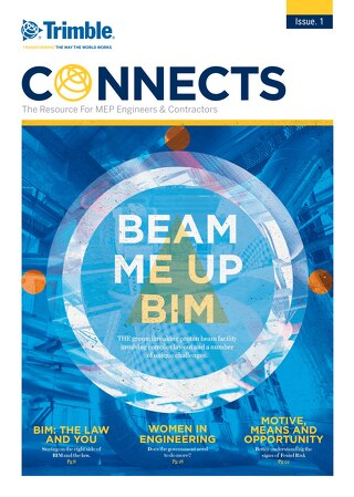 Trimble Connects Magazine - Issue One
