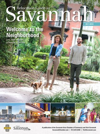 2017-2018 Savannah Relocation Guide