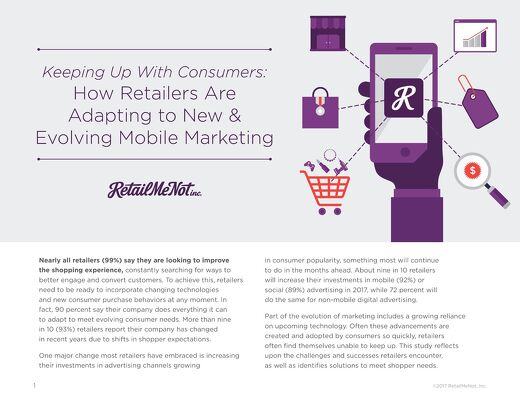 Mobile Marketing Evolution