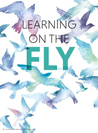 Learning on the fly