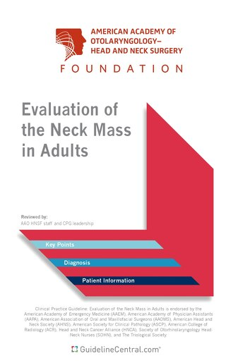 Neck Mass in Adults