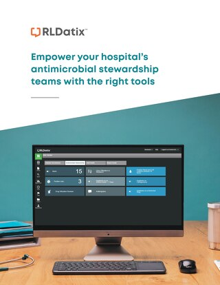 Reach your antimicrobial stewardship goals