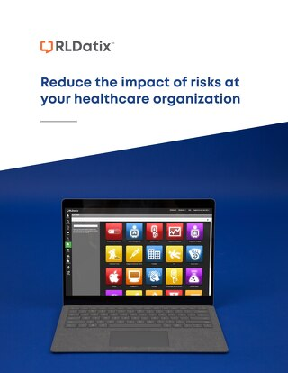 Reduce the impact of Risks at Your Healthcare Organization