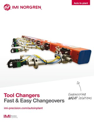 Tool Changers Catalog