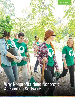 Why Nonprofits Need Nonprofit Accounting Software