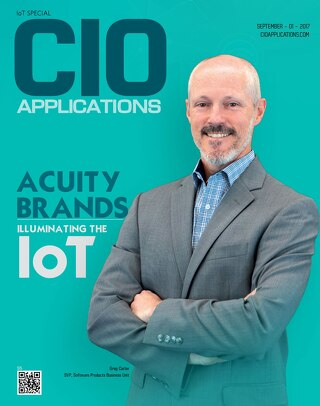 Acuity Brands Illuminating the IoT and Top 25 IoT Solution Providers for 2017 - CIO Applications