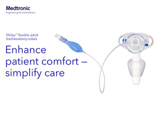 Shiley™ Flexible Tracheostomy Tube Brochure