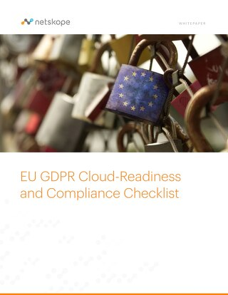 EU GDPR Cloud-Readiness and Compliance Checklist