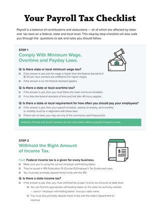 us-payroll-taxes-checklist 2020