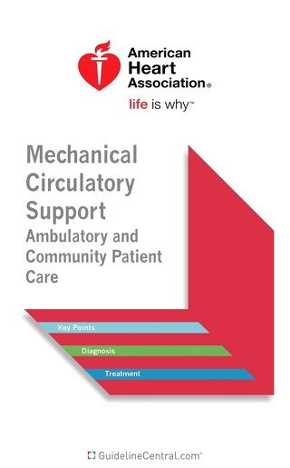 Ambulatory and Community Mechanical Circulatory Support