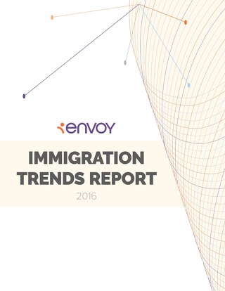 2016 Immigration Trends Report