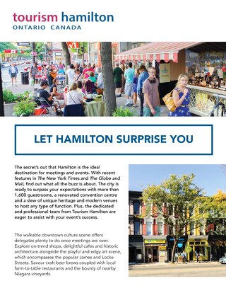 Hamilton Newsletter 2017